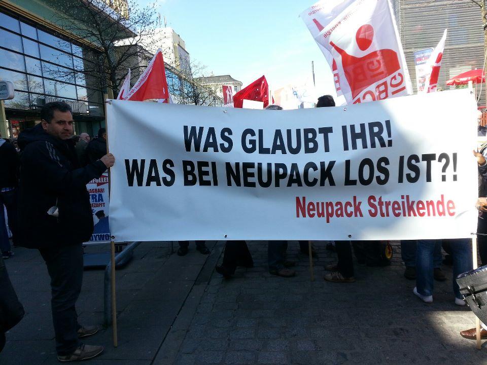 Jour Fixe Gewerkschaftslinke Hamburg