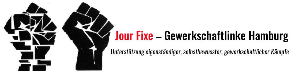 Jour Fixe – Gewerkschaftlinke Hamburg