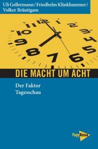 """Buchcover """"Die Macht um Acht"""""""